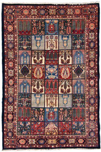 Bakhtiari rug