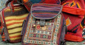 Kelim Bags