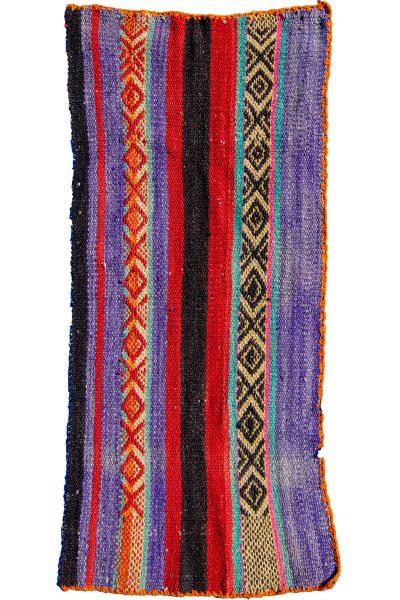 Peruvian Throw Runner Rug