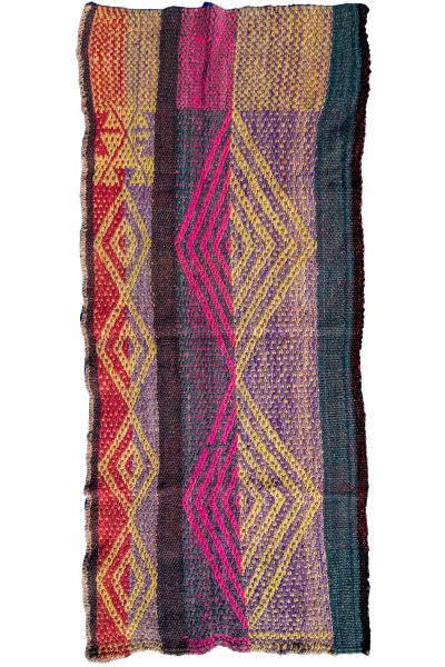 Peruvian Throw Runner Rug