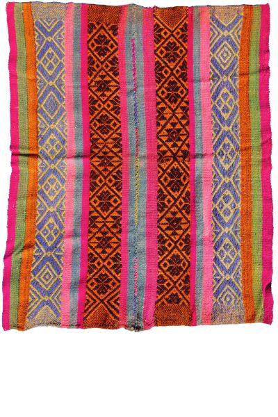 Peruvian Throw Rug