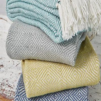 Weaver Green Throws/Blankets