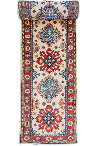Afghan Yakash Kazak rug