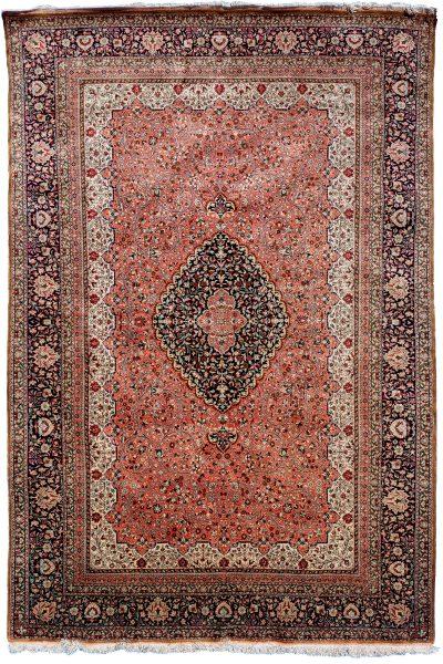 Cum Silk Carpet