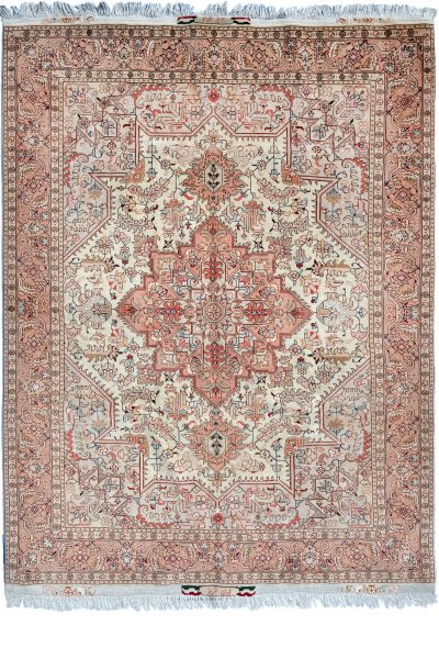 Part Silk Tabriz