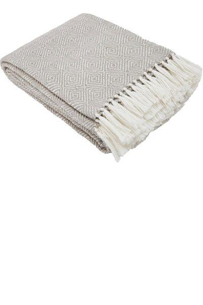 Diamond Chinchilla Blanket