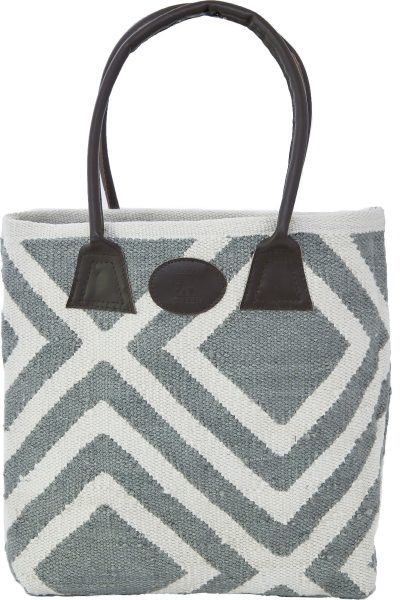 Iris Dove Grey Bag