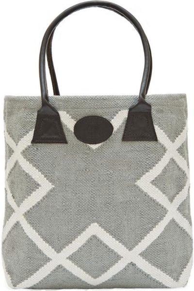 Juno Dove Grey Bag