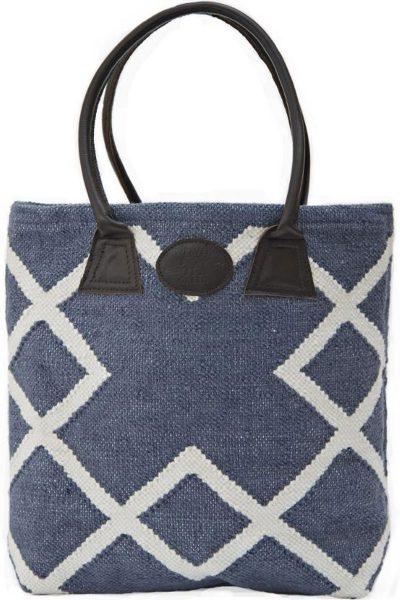 Juno Navy Bag