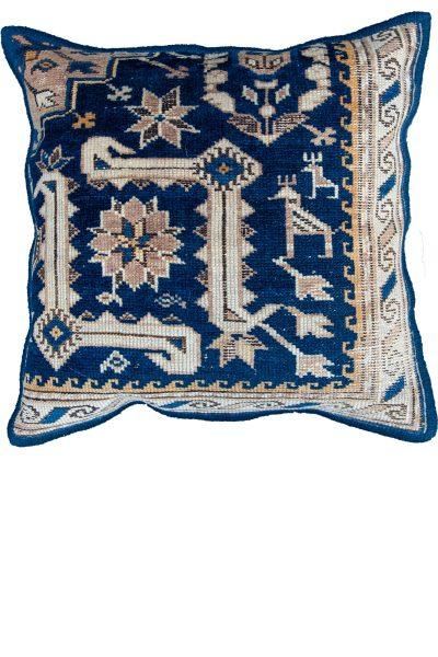 Caucasian Rug Cushion