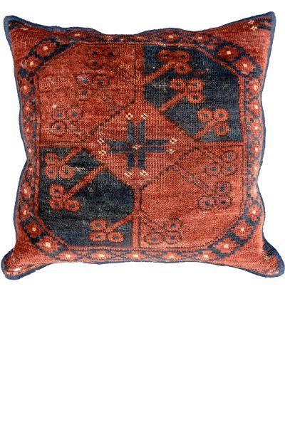 Afghan-Carpet-Cushion