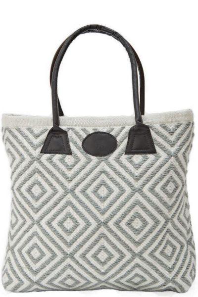 Oslo Dove Grey Bag