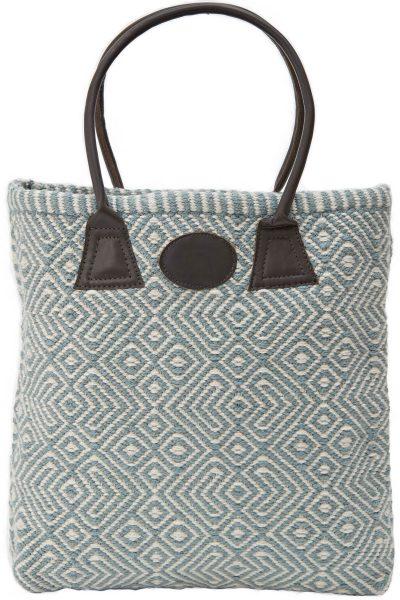 Provence Teal Bag