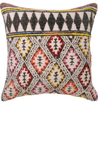Jalkamal Indian Block Printed Cushion