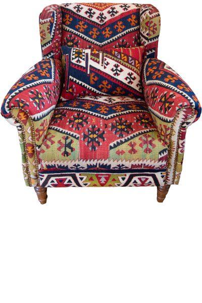 Kelim Armchair