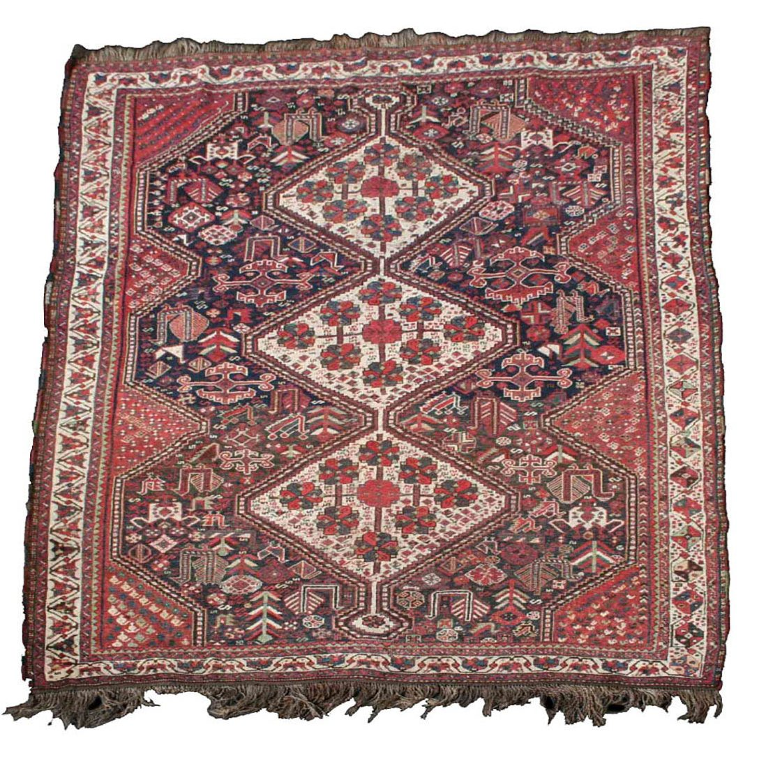 Qashqai Shiraz Rug: The Rug & Carpet Studio