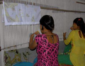 Nepal weaving 1