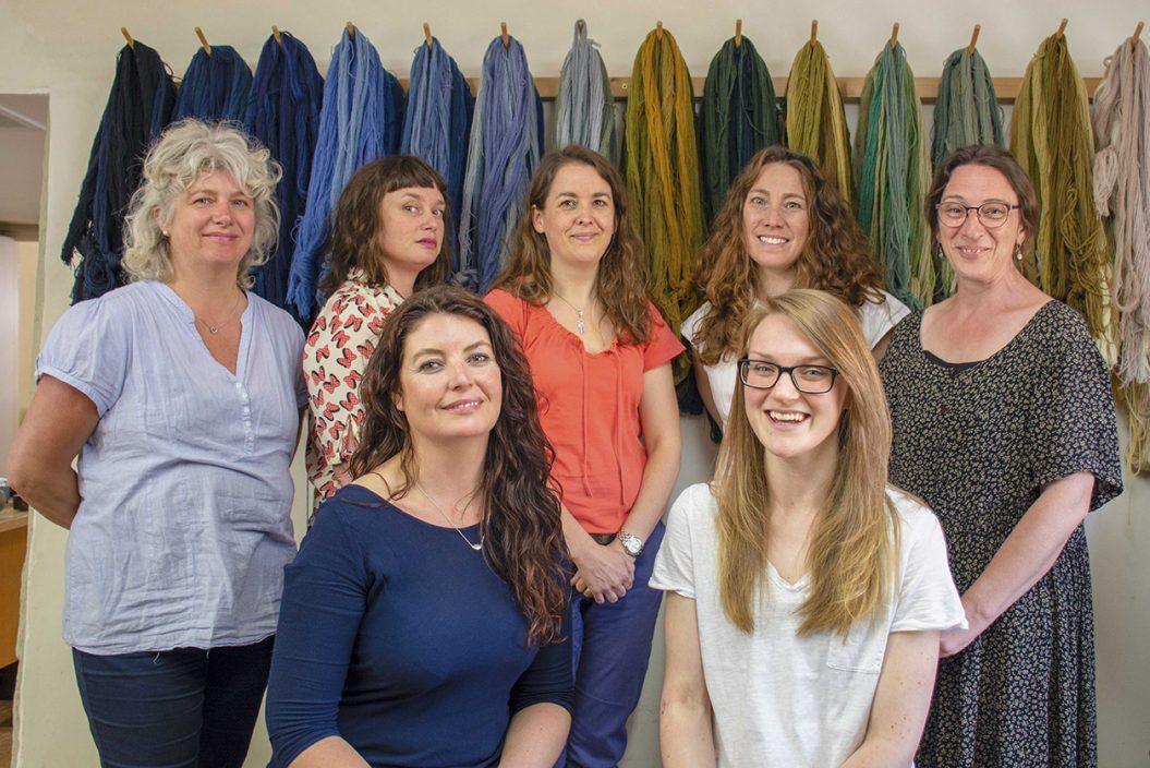 The Rug and Carpet Studio Restoration Team